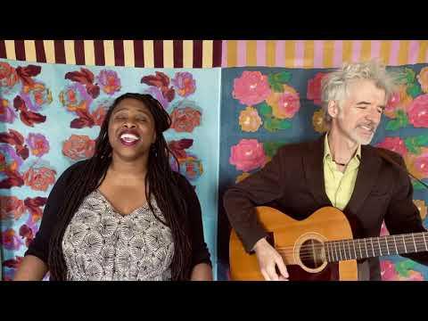 Dan + Claudia Zanes - We Shall Overcome - Social Isolation Song Series #82