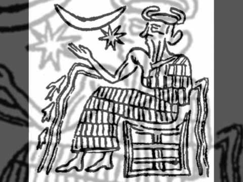 michelangelo - nella sistina è forse presente il dio sumero enki?