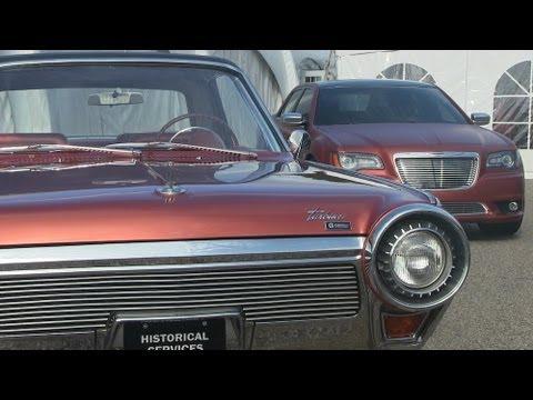 Classics Revealed: The Crazy Cool 1963 Chrysler Turbine Car