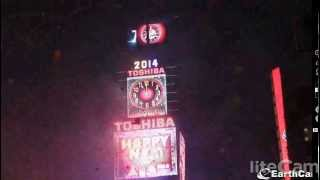 Happy New Year 2014 -New York, Times Square-