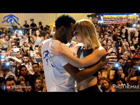 Ronald & Alba 2017-02-20 - VI Bachatea World Congress (Madrid-Spain)