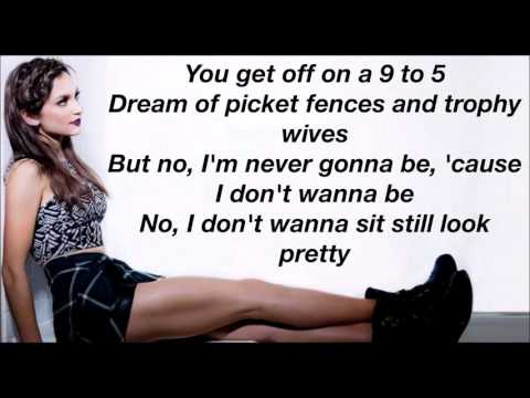 Daya - Sit Still, Look Pretty [LYRICS]