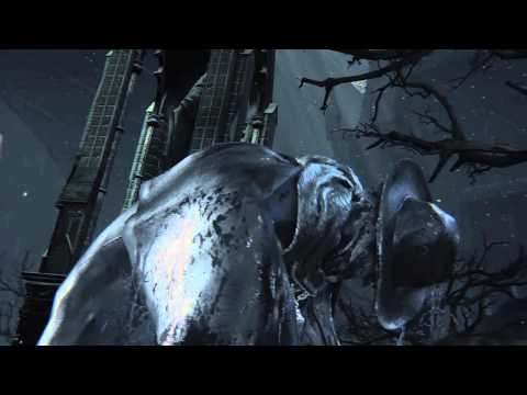 Bloodborne™ Father Gascoigne Opening Cinematic Cutscene PS4 Exclusive Gameplay Walkthough