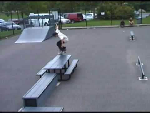 Cary skatepark
