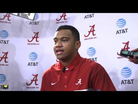 Tua Tagovailoa gives his thoughts on Alabama so far, and National Signing Day