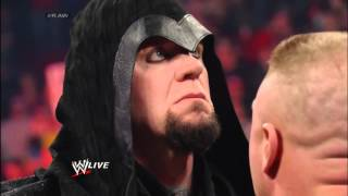 Dec 6, 2015 ... Brock Lesnar is surprised by the return of The Undertaker Raw, Feb 24, 2014. nJérémy Orton. Loading... Unsubscribe from Jérémy Orton?