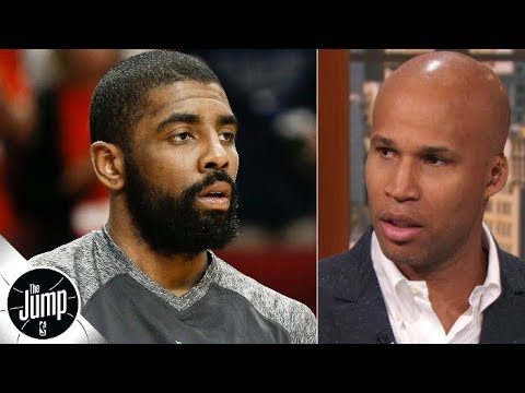 Celtics should sign-and-trade Kyrie Irving this offseason - Richard Jefferson | The Jump