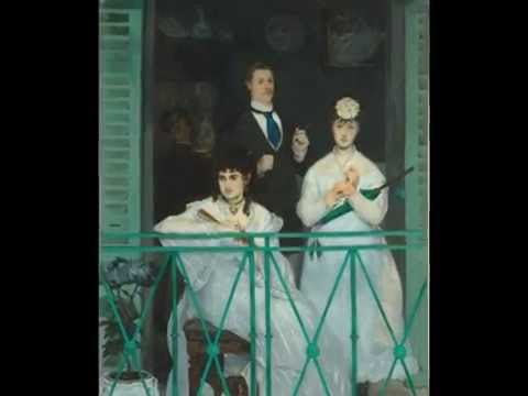 Manet the balcony video realism khan academy for What does balcony mean