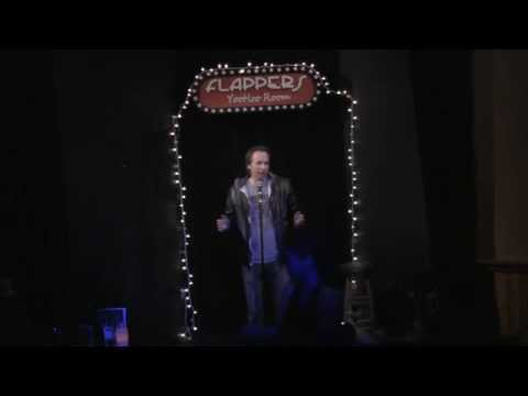 Comedy Central does not present Elvis Winterbottom - Stand Up