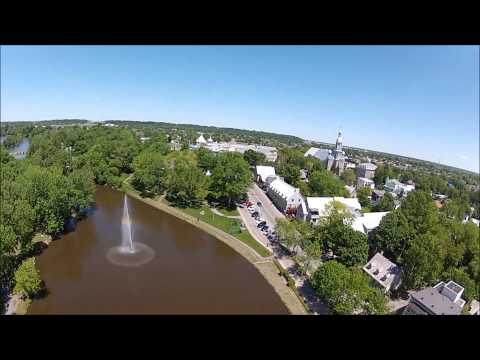 Terrebonne Drone Video