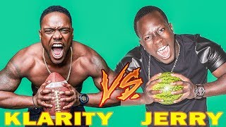 Tell Me In The Comment Below,Who's The Winner? Klarity or Jerry PurpdrankPlease SUBSCRIBE For More Funny Vines  https://goo.gl/AKPDnkBest Vines Playlist https://goo.gl/bbrprdSolo vine compilation https://goo.gl/v3mCG4Facebook https://www.facebook.com/CoVinesOfficialTwitter https://twitter.com/Co_vines