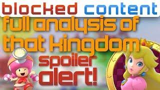 The Rumors Were True.. FULL ANALYSIS On THAT Kingdom In Super Mario Odyssey (Massive Spoiler Alert!)