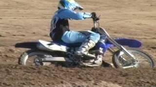 3. 2009 Yamaha YZ450F Motocross Dirt Bike Comparison