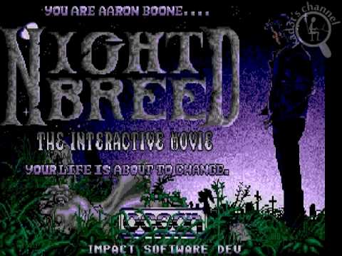 Clive Barker's Nightbreed : The Interactive Movie Amiga