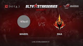 Wheel vs SNA, game 1