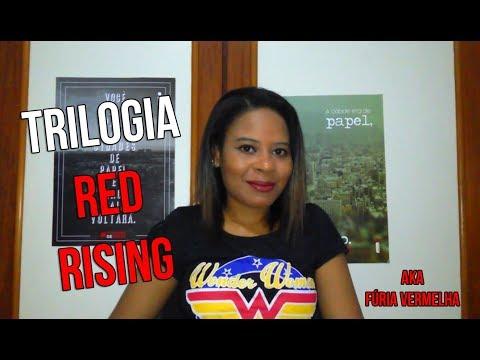 Dica da Ba: Trilogia Red Rising aka Fúria Vermelha