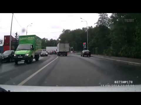 Авария  Санкт Петербург