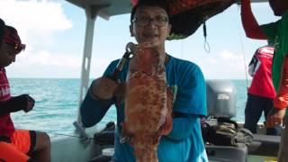 Desaru Malaysia  city pictures gallery : Fishing in Desaru Malaysia 2015 may 3rd