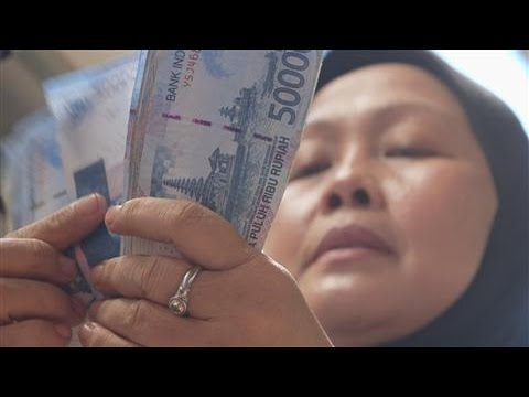 Homemade Banking: E-Money Services Emerge In Indonesia