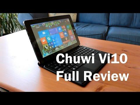 Chuwi Vi10 Review: The Chuwi Hi10's predecessor