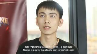 Xie Shuai (贴吧丨谢帅) vs Naiman, game 1
