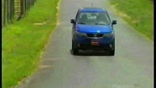 2010 Kia Forte Test Drive