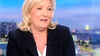 Марин Ле Пен будет бороться за пост президента Франции