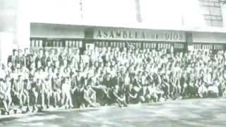 90 Años Asamblea De Dios 2012 Historia-Invitacion