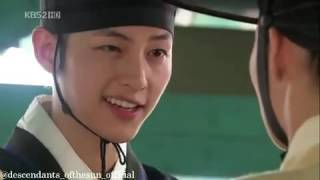 Song Joong Ki-Deep Rooted Tree scenes