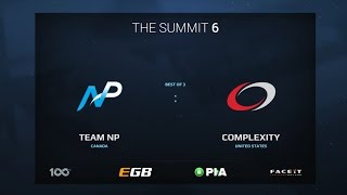 Team NP vs compLexity, Game 1, The Summit 6 Qualifiers, America