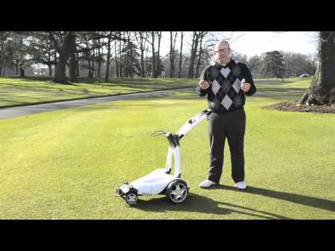 Stewart Golf X7 Lithium trolley review