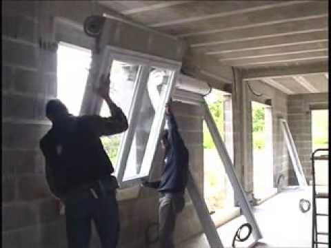 Comment poser une baie vitr e avec volet roulant la r ponse est sur - Poser une baie vitree ...