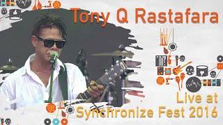 Tony Q live at SynchronizeFest - 30 Oktober 2016