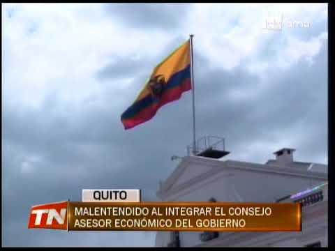 Lenín Moreno creó consejo económico para la toma decisiones