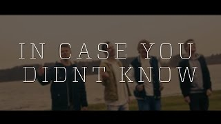 In Case You Didn't Know - Brett Case COVER Mp3