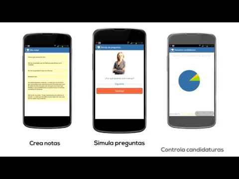 Video of Infojobs - Mis Entrevistas