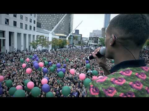 Stromae live à Montréal - Papaoutai