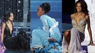 Video FAILS/FUNNY Moments on Miss Universe and Miss World MP3, 3GP, MP4, WEBM, AVI, FLV September 2018