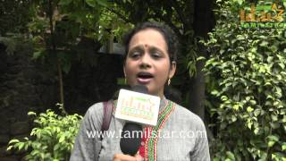Singer Padmalatha  at Moch Movie Audio Launch