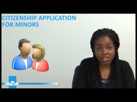 Canadian Citizenship Application Video