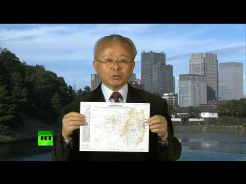 radiation - Watch the full SophieCo: http://youtu.be/BoC7BlkoeKc or http://on.rt.com/1qw5g4 Radiation from Fukushima nuclear plant disaster forced thousands from their h...
