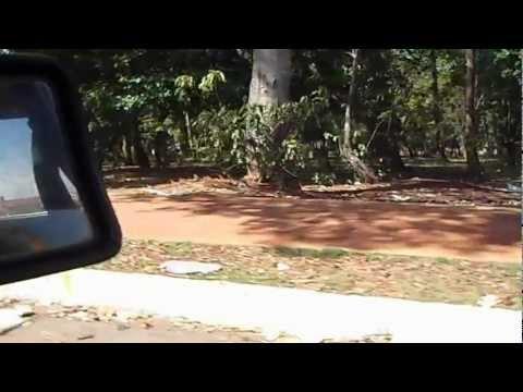 Lixo Eleitoral em Nerópolis 01/10/2012