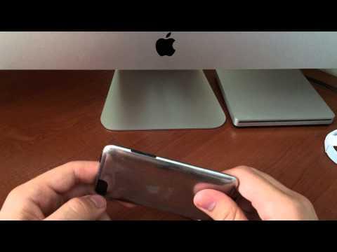 Обзор iPod Touch 5 Бюджетная версия (Любимое устройство)