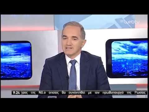Ο Μ. Σαλμάς μιλά στην ΕΡΤ | 27/02/19 | ΕΡΤ