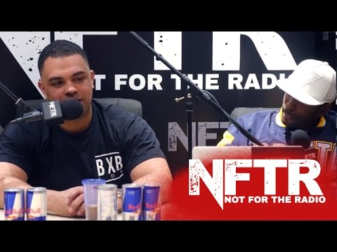 BLADE BROWN INTERVIEW WITH NFTR | BXB TOUR, MIXTAPE MONEY, BEING OVERLOOKED, GIRL SONGS @NFTROfficial @Blademusic