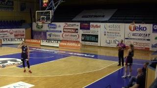 Istanbul University vs Basket 90 Gdynia – EEWBL 31.03.17 Kosice