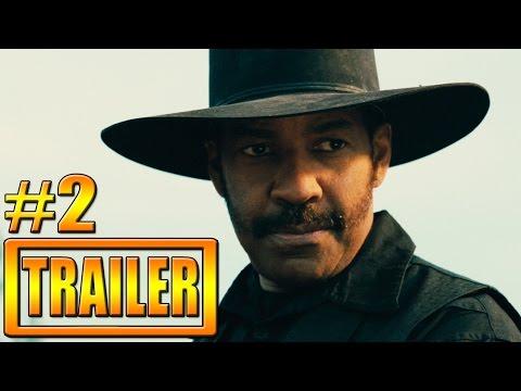 The Magnificent Seven Trailer 2