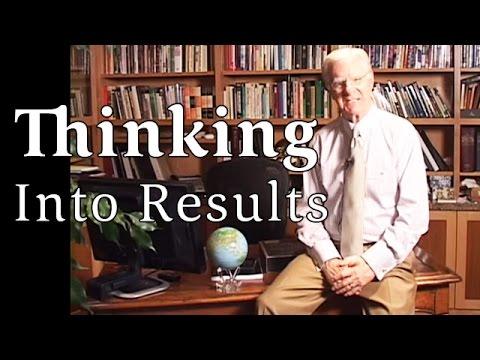 בוב פרוקטור מלמד איך לחשוב כדי לקבל תוצאות