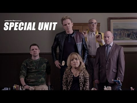 Special Unit: The Movie - Trailer 1