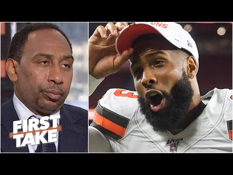 Video: OBJ is salty about going to Cleveland, not playing for the Browns – Stephen A. | First Take